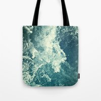 Water III Tote Bag