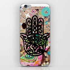 Hamsa Hand  iPhone & iPod Skin
