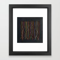 The Emperor's New Clothes III (3) Framed Art Print