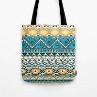 aztèques yoaz Tote Bag