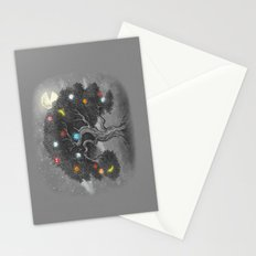 Midnight Snack  Stationery Cards