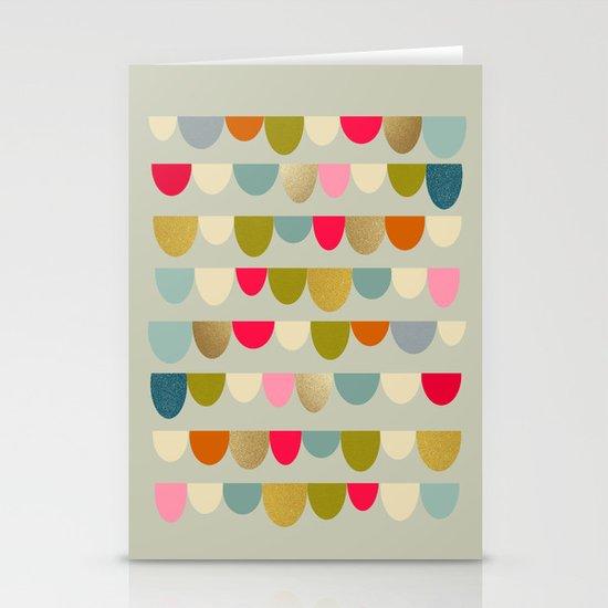 Delightful Rue Stationery Card