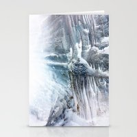 Ice Scape 3 Stationery Cards