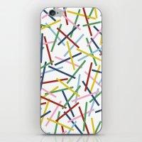 Kerplunk 15 iPhone & iPod Skin
