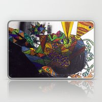 Psychoactive Bear 8 Laptop & iPad Skin