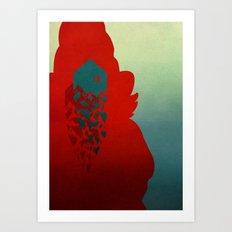 The Dream Art Print