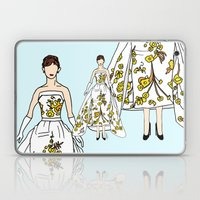 Audrey Hepburn Vintage Retro Fashion 2 Laptop & iPad Skin
