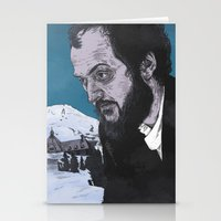 Stanley Kubrick Stationery Cards