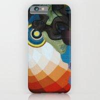 Color Wheel iPhone 6 Slim Case