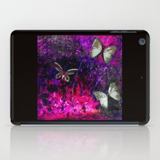 Butterfly collage iPad Case