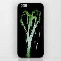 Smeared Romance iPhone & iPod Skin