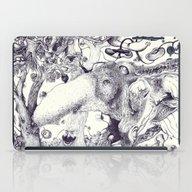 Anteater  iPad Case
