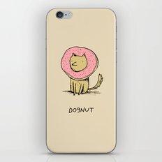 Dognut iPhone & iPod Skin