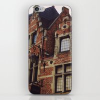 Brussels iPhone & iPod Skin