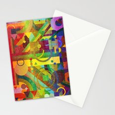 Future Patterns. Stationery Cards