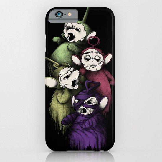 SCARYTUBBIES iPhone & iPod Case