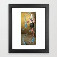 Obsessively  Framed Art Print