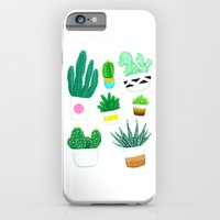 Succulents iPhone 6 Slim Case