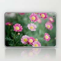 Spring in the city Laptop & iPad Skin