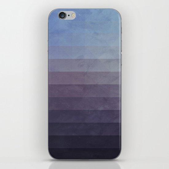 myssyng yww iPhone & iPod Skin