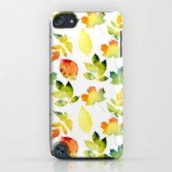 Leaf Fall iPod touch Slim Case