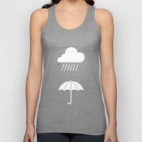 Save An Umbrella For A R… Unisex Tank Top