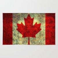 Oh Canada! Rug