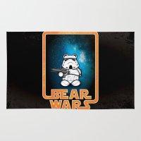 Bear Wars - Bear Trooper Rug