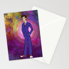 Doctor Who The 10th Stationery Cards