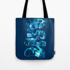 Dungeon Crawlers Tote Bag