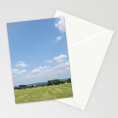 Beneath the Blue Sky Stationery Cards