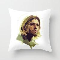 Kurt Throw Pillow