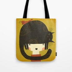 NAPPY HAT Tote Bag
