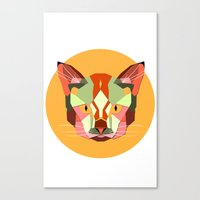This Is A Cat. Canvas Print