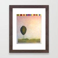 Our Farm Framed Art Print