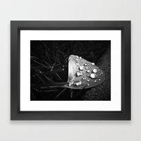 Tiny Jewels Framed Art Print