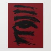 Leyes Canvas Print
