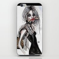 i'm your dog but not your pet iPhone & iPod Skin