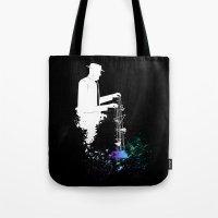 Mr.Universe Tote Bag