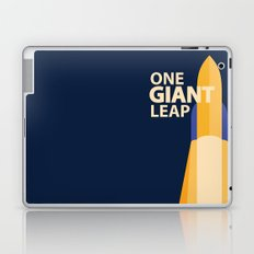 One Giant Leap Laptop & iPad Skin