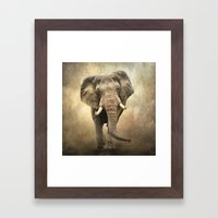 African Beauty Framed Art Print