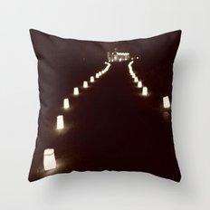 The Lumineres Throw Pillow