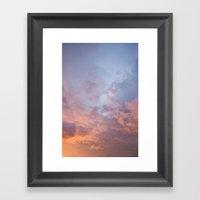 20h49 Framed Art Print