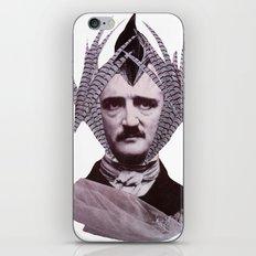 EDGAR ALLAN POE iPhone & iPod Skin