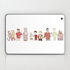 The Broship of the Ring Laptop & iPad Skin