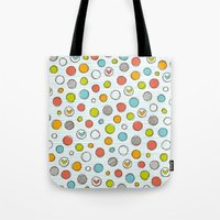 Another Pattern With Hea… Tote Bag
