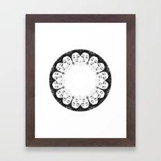 Dream Kaleidoscope  Framed Art Print