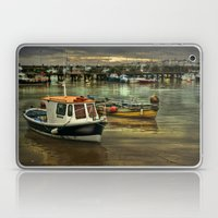 Harbour Reflections Laptop & iPad Skin