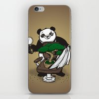 The Bonsai Barber iPhone & iPod Skin