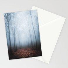 Blue Fog Stationery Cards
